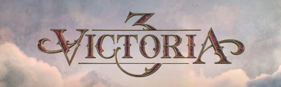 Victoria 3 annunciato ufficialmente