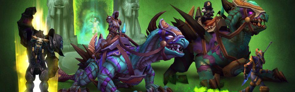 World of Warcraft: Burning Crusade Classic uscirà a giugno, pre-patch e Deluxe Edition