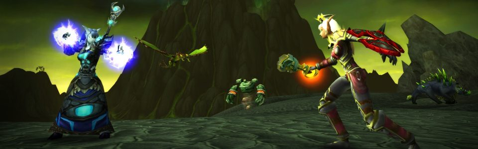 World of Warcraft Burning Crusade Classic: pre-patch il 19 maggio, nuovo video