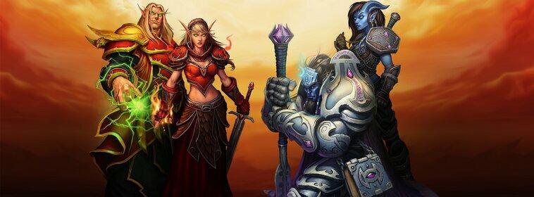 World of Warcraft: è live la pre-patch di Burning Crusade Classic