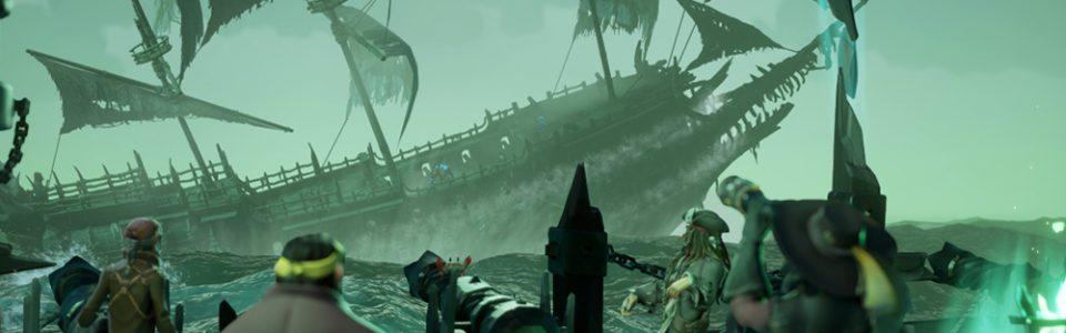 Sea of Thieves: ecco il gameplay trailer di A Pirate's Life