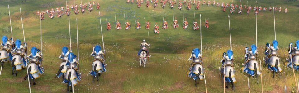 Age of Empires 4 uscirà a ottobre, sarà disponibile su Xbox Game Pass