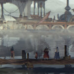 Book of Travels: un trailer annuncia la data dell'early access