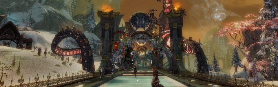 Guild Wars 2: è live il Dragon Bash Festival 2021