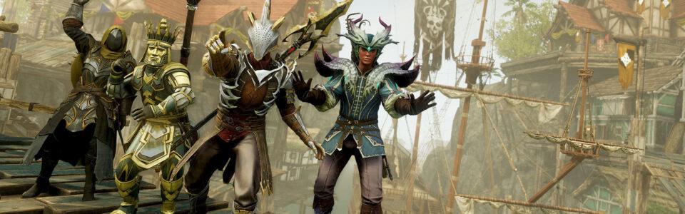 New World alpha New World MMORPG