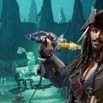 Sea of Thieves: è live la Stagione 3, arrivano Jack Sparrow e i Pirati dei Caraibi