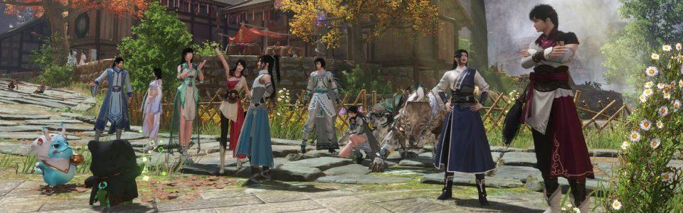 Swords of Legends Online uscirà a luglio, nuovo trailer