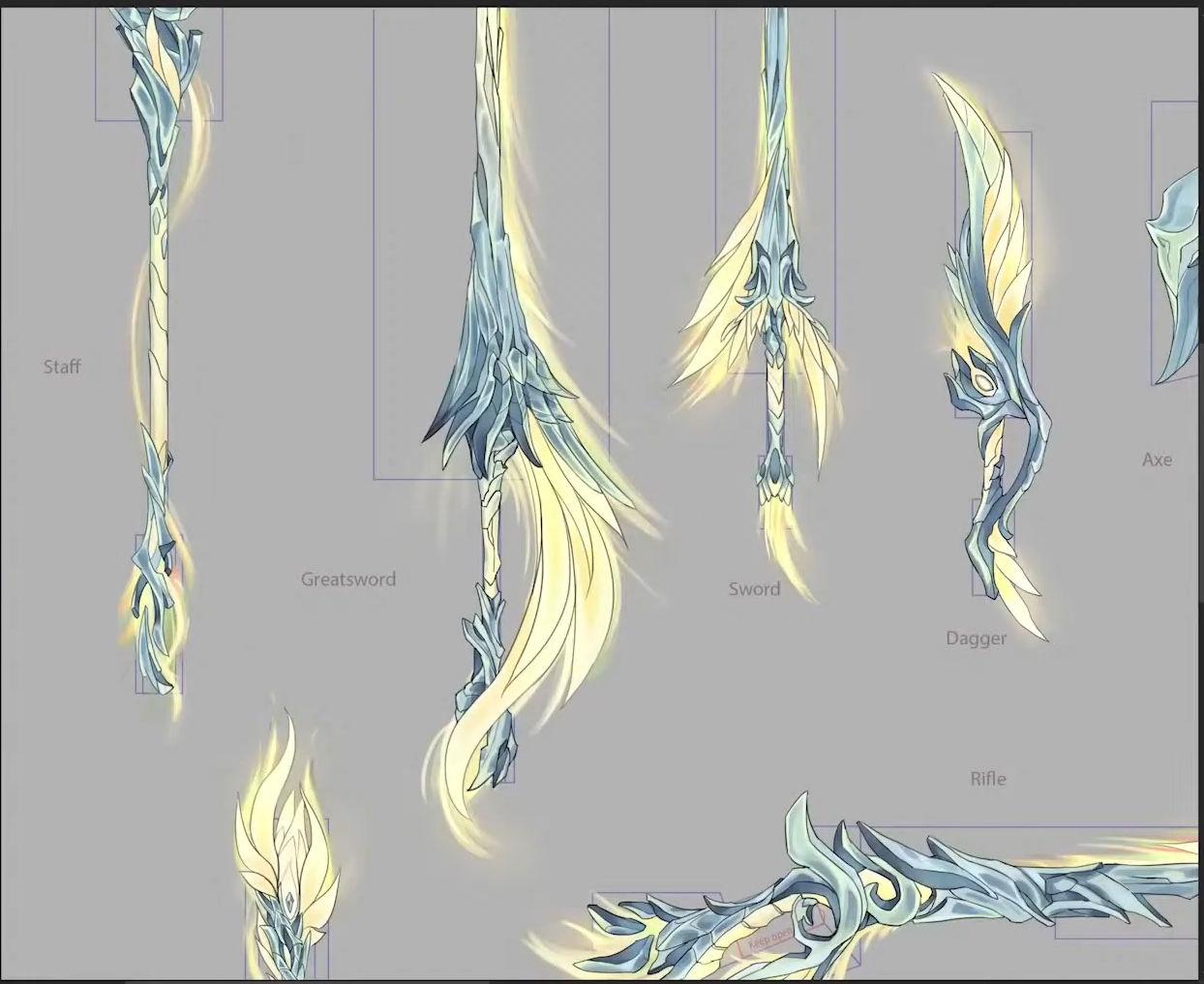 Guild Wars 2 end of dragons GW2 End of Dragons Armi leggendarie nuove
