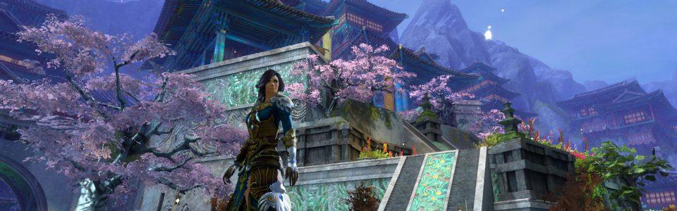 Guild Wars 2: End of Dragons svelata, arrivano barche, fishing, mount coop e nuove elite specialization