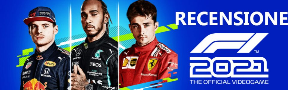F1 2021 – Recensione