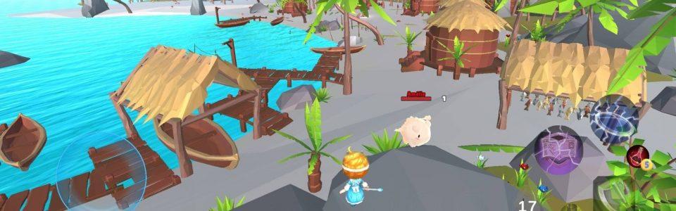 Chubby Dragon è un RPG indie mobile che nel 2022 diventerà un MMO