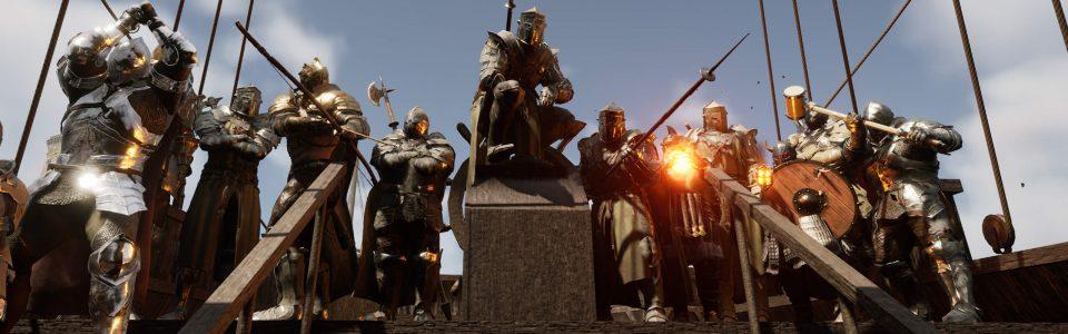 Mortal Online 2: annunciato l'ultimo stress test pubblico