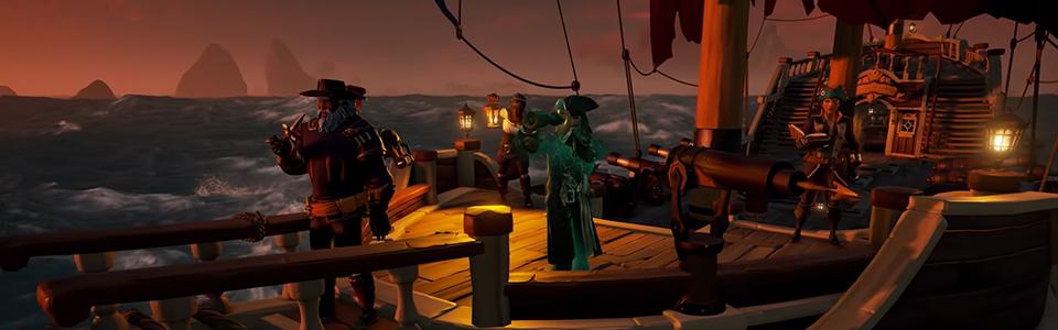 Sea of Thieves raggiunge il record di 4,8 milioni di giocatori attivi