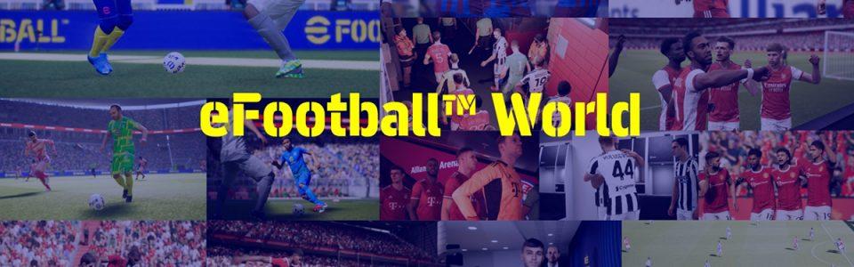 eFootball 2022 uscirà il 30 settembre come free to play: roadmap e trailer