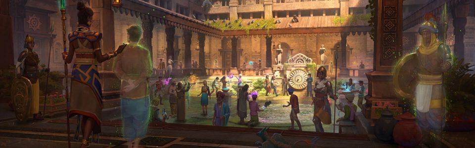 Into the Echo: annunciato un nuovo MMORPG in Unreal Engine 5
