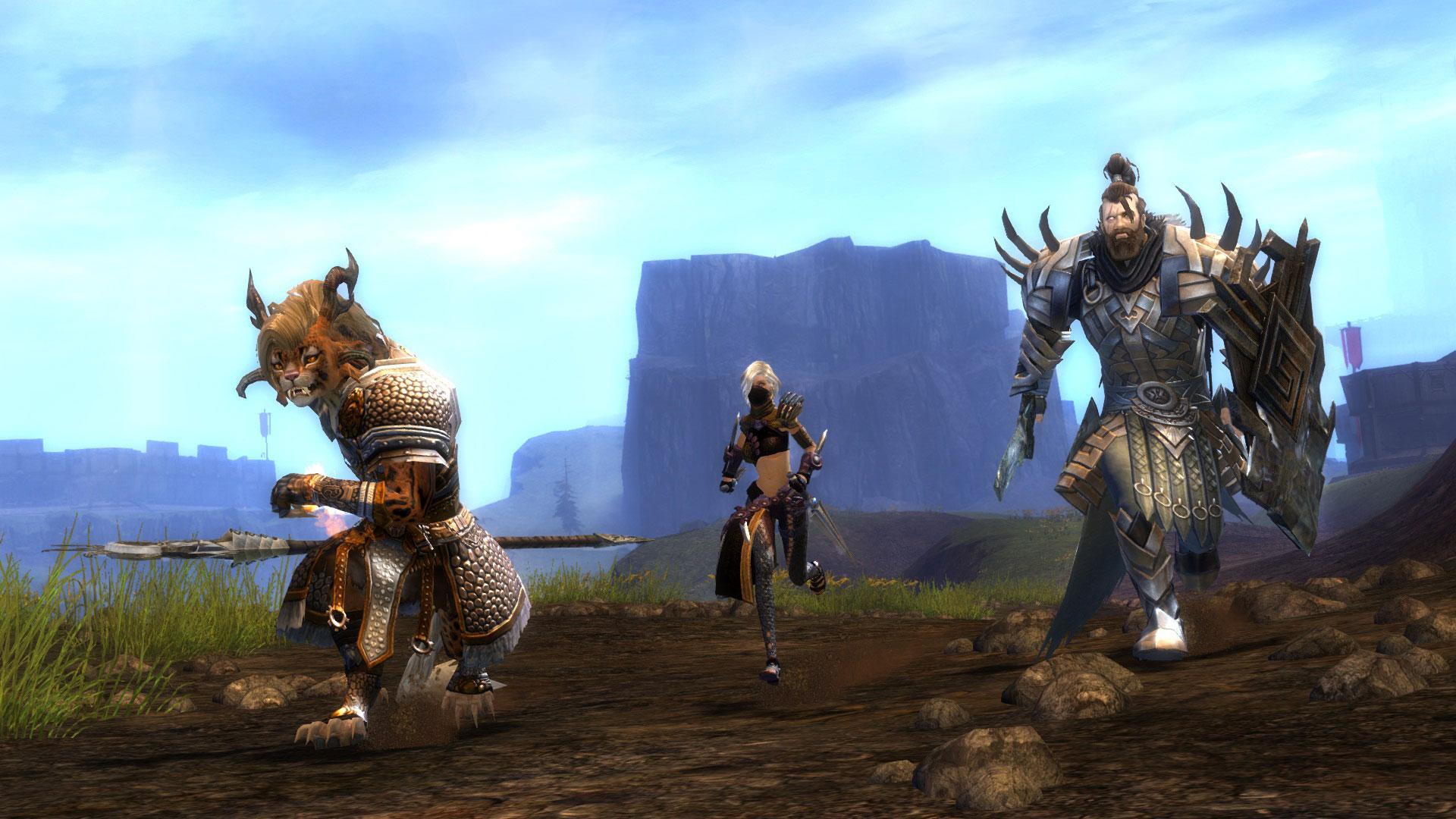Guild Wars 2 WvW guild wars 2 end of dragons