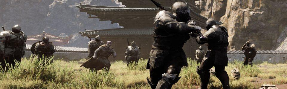 Mortal Online 2: è iniziato l'ultimo stress test pubblico