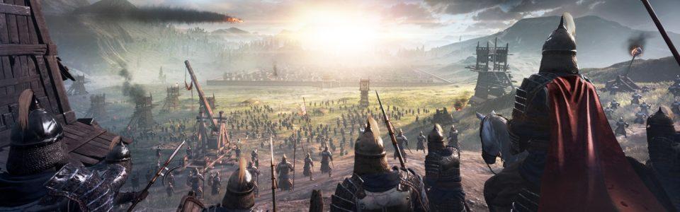 Myth of Empires: annunciata la closed beta, gratis su Steam