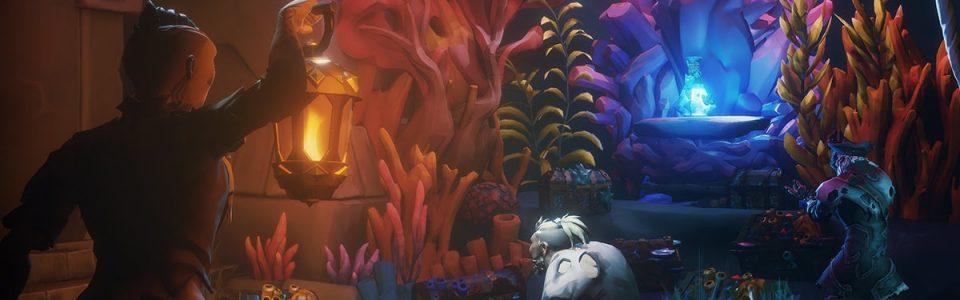Sea of Thieves: è live la Stagione 4, basata sul Sunken Kingdom