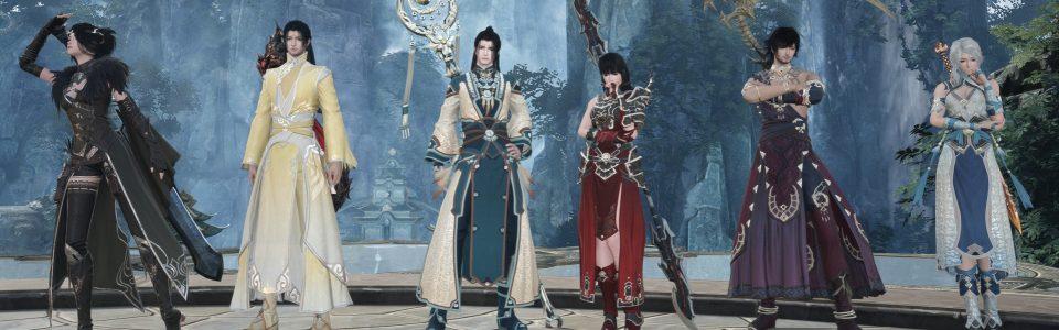 Swords of Legends Online fatica, ma sono in arrivo grandi update