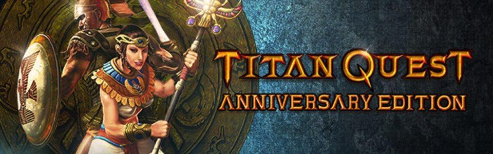 Titan Quest, Jagged Alliance, Speed Brawl e Tharsis riscattabili gratis su PC
