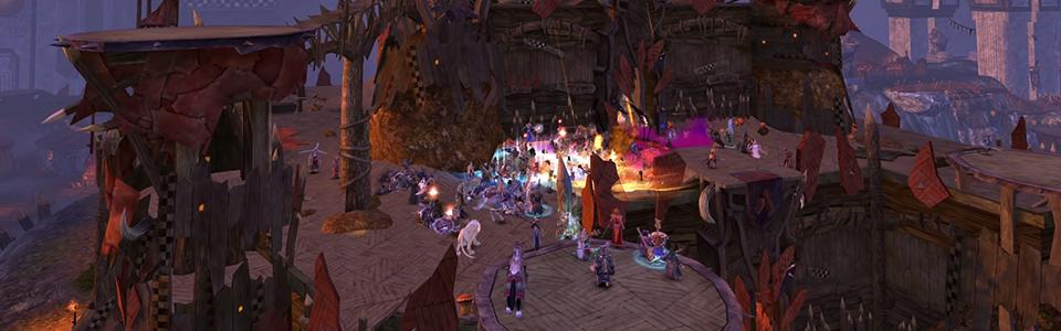 Warhammer Online: Return of Reckoning aggiunge le capitali di Nani e Pelleverde