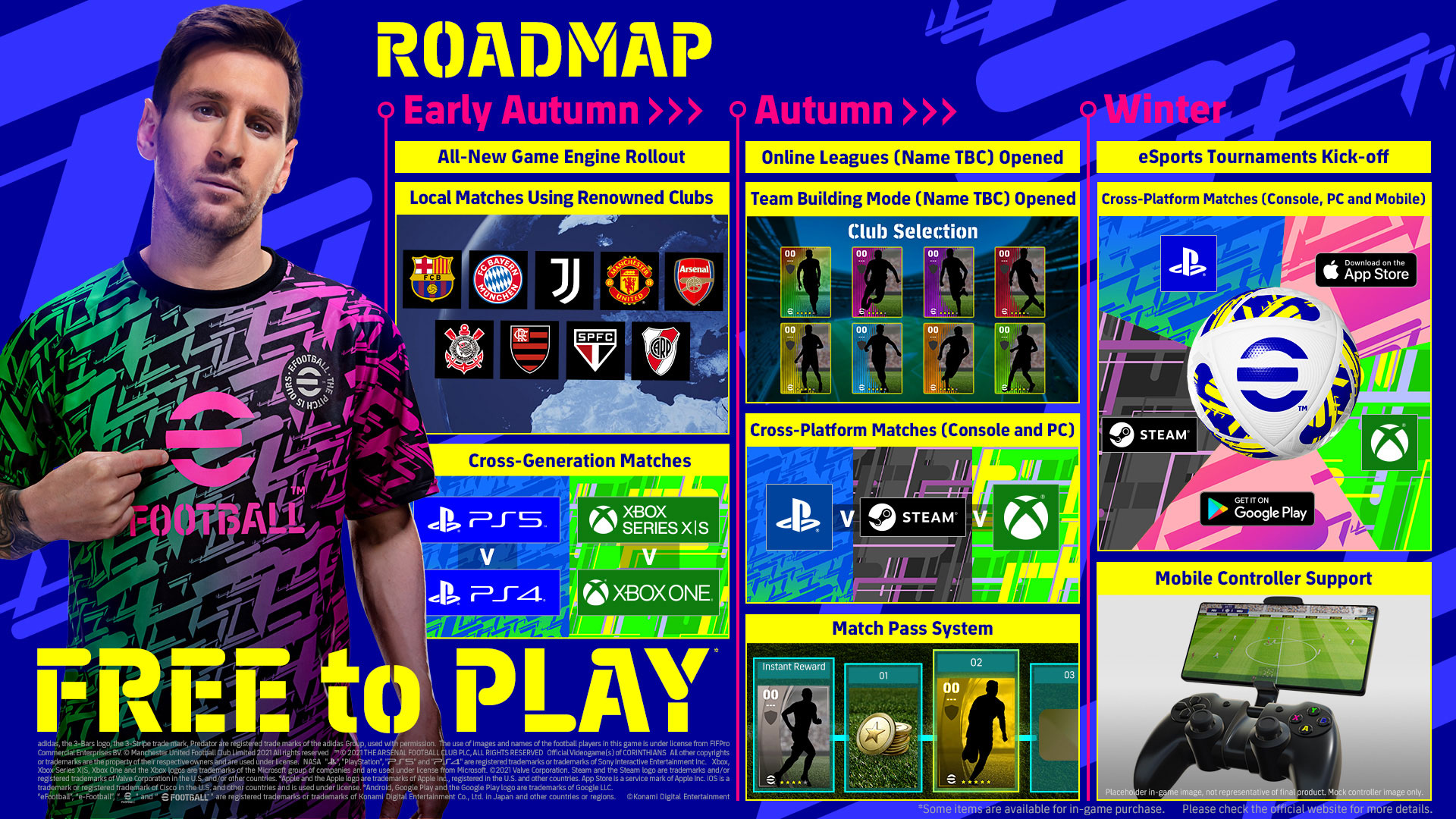 eFootball free to play eFootball 2022 pes 2022 free to play pro evolution soccer