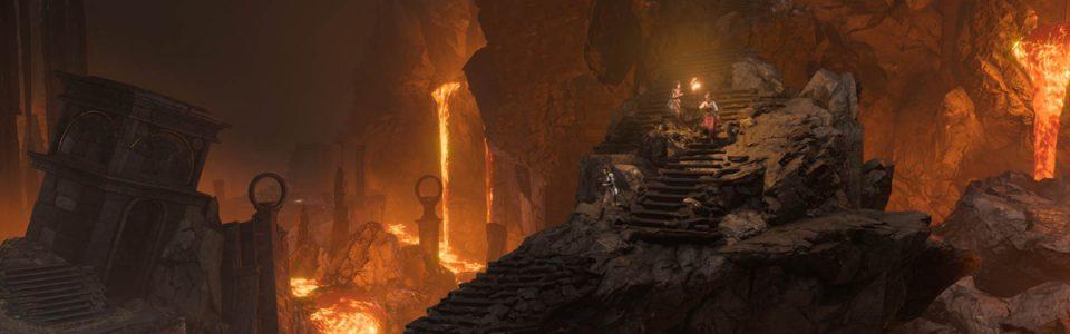Baldur's Gate 3: è live la Patch 6, nuova regione Grymforge e classe Sorcerer