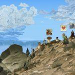 Book of Travels è disponibile in early access su Steam, alcuni problemi ai server