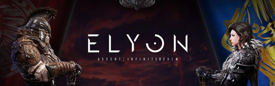 Elyon Ascent Infinite Realm elyon mmo elyon mmorpg