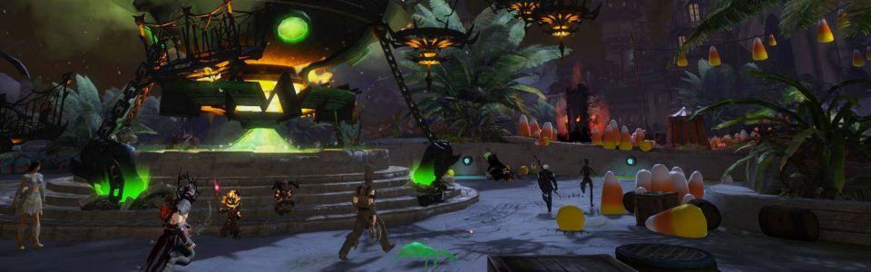 Guild Wars 2: inizia lo Shadow of the Mad King Festival