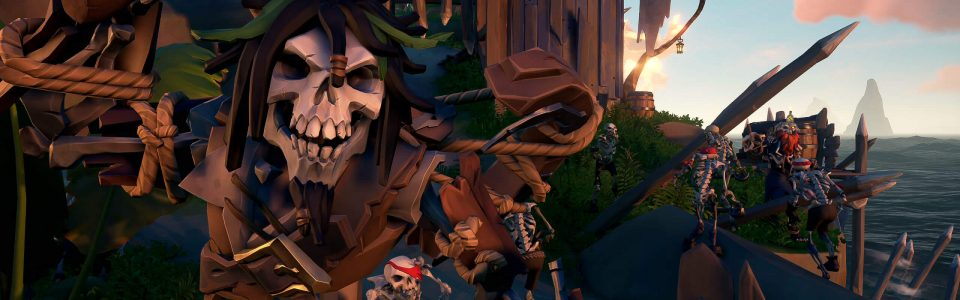 Sea of Thieves halloween Sea of Thieves fury of the damned